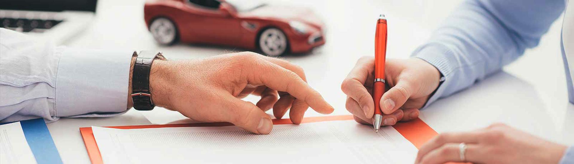 Договори за покупко-продажба на МПС